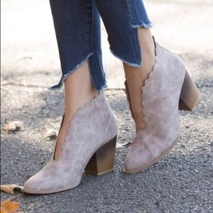 🆕Kira Booties in Taupe